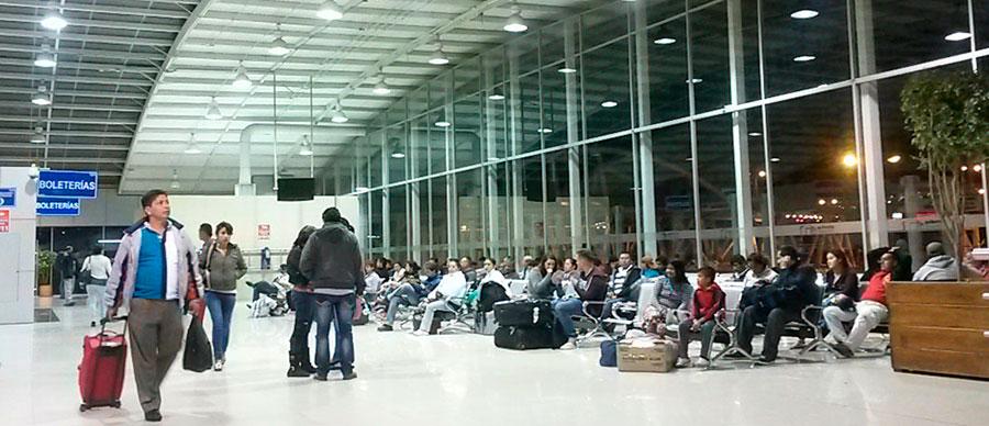 Terminal terrestre de Quitumbe