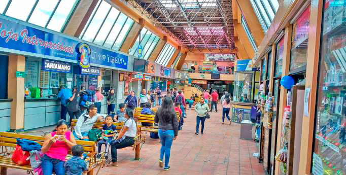 Terminal Terrestre de Loja