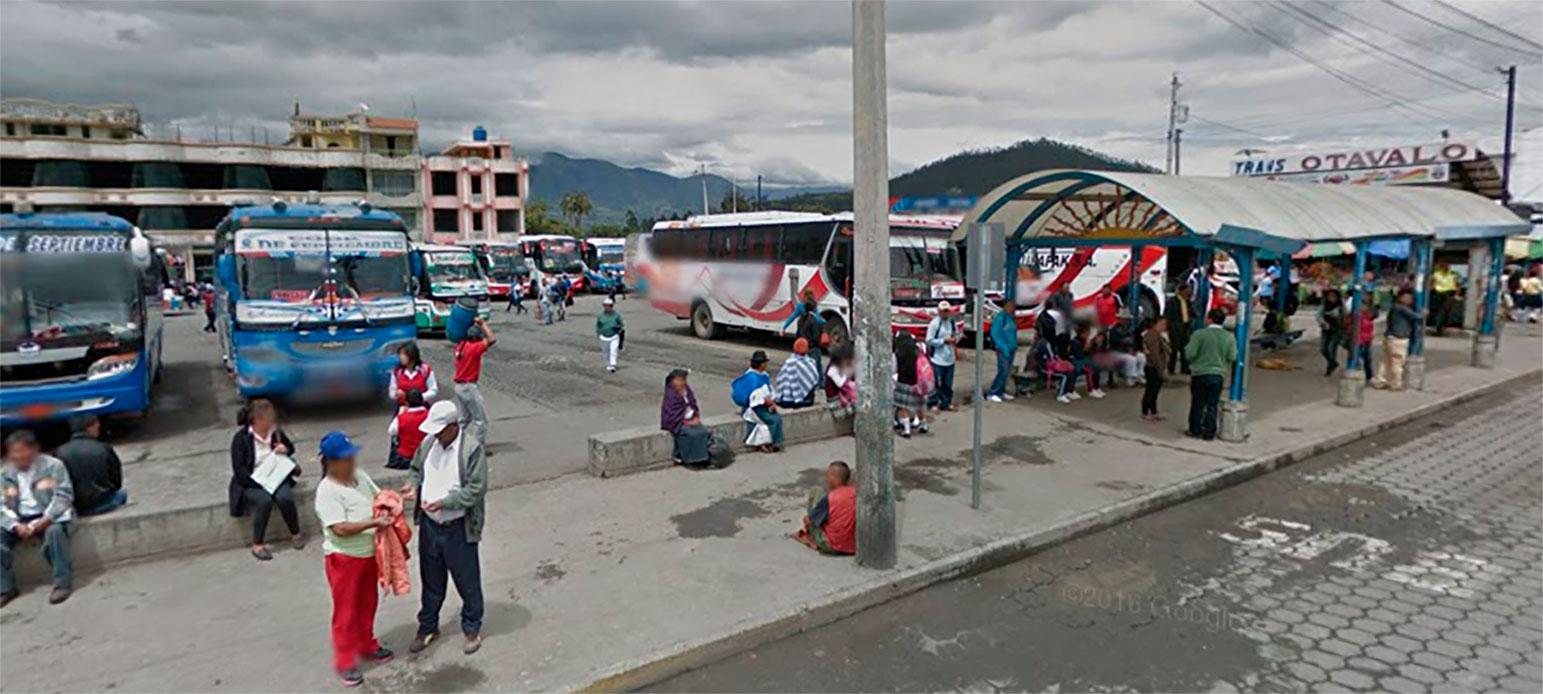 Terminal Terrestre de Otavalo