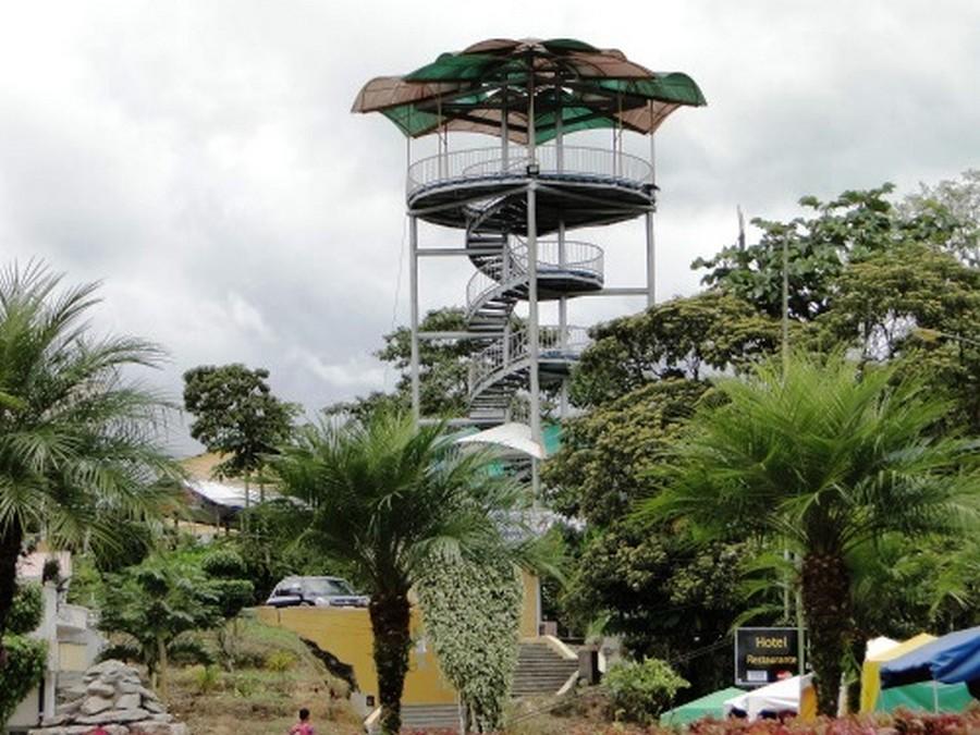 torre mirador del puyo