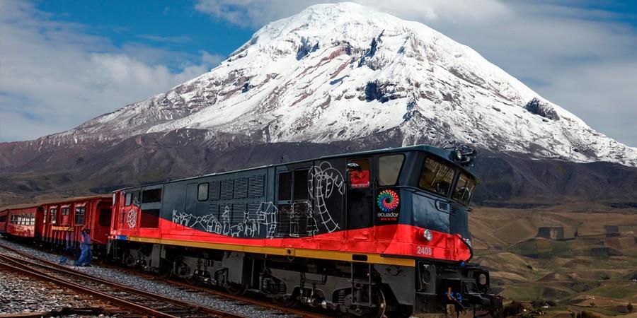 tren del hielo